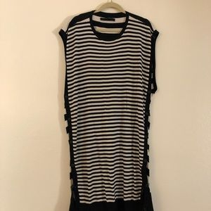 All Saints knitted dress (cotton)